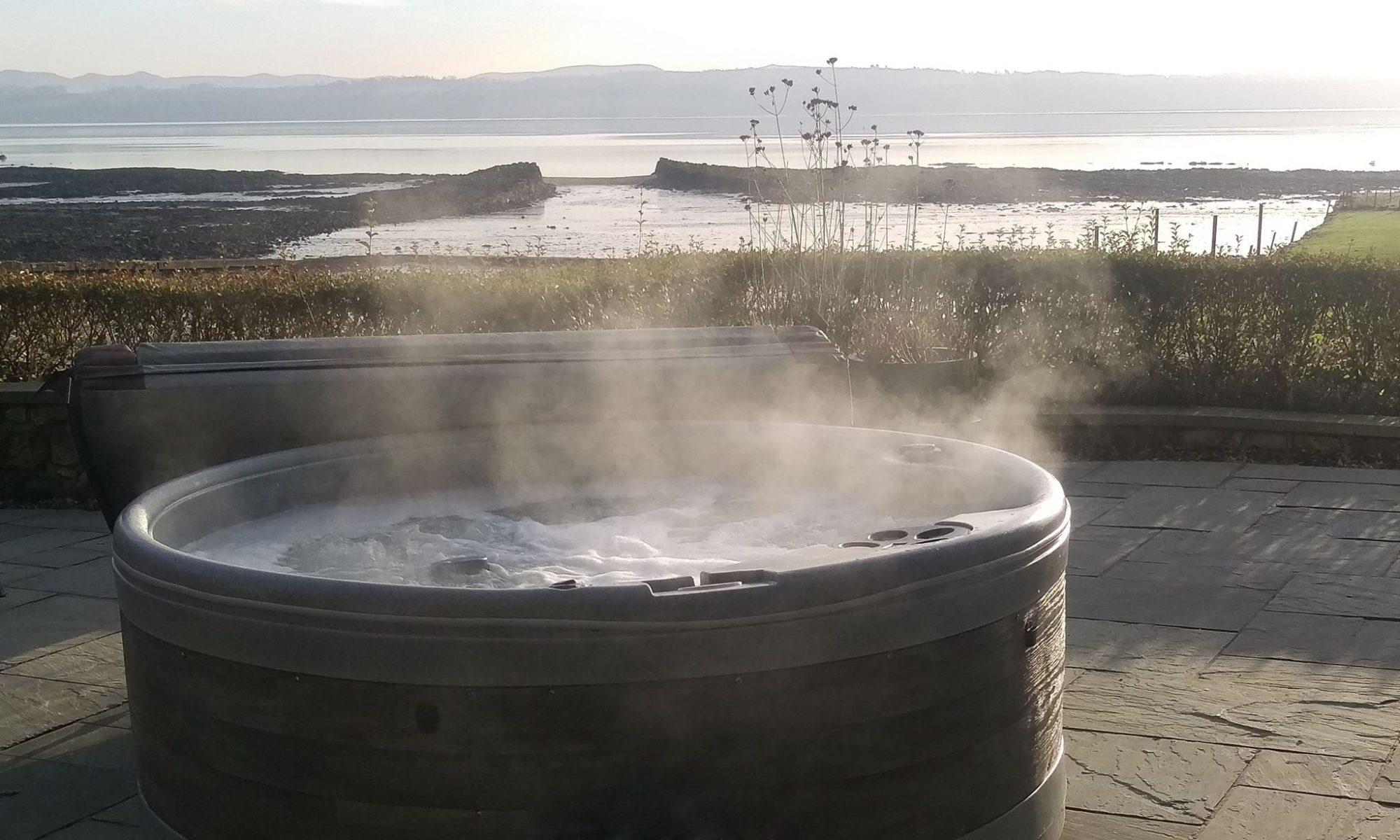AJC Hot Tub Hire - Fife and Edinburgh